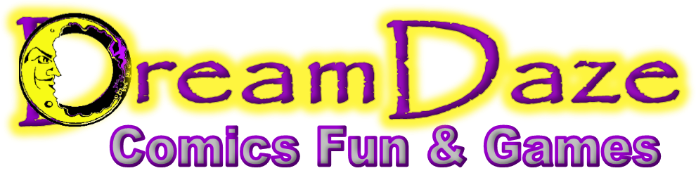 DreamDaze Comics Fun & Games