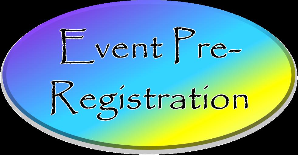 Tournament Pre-Registrations